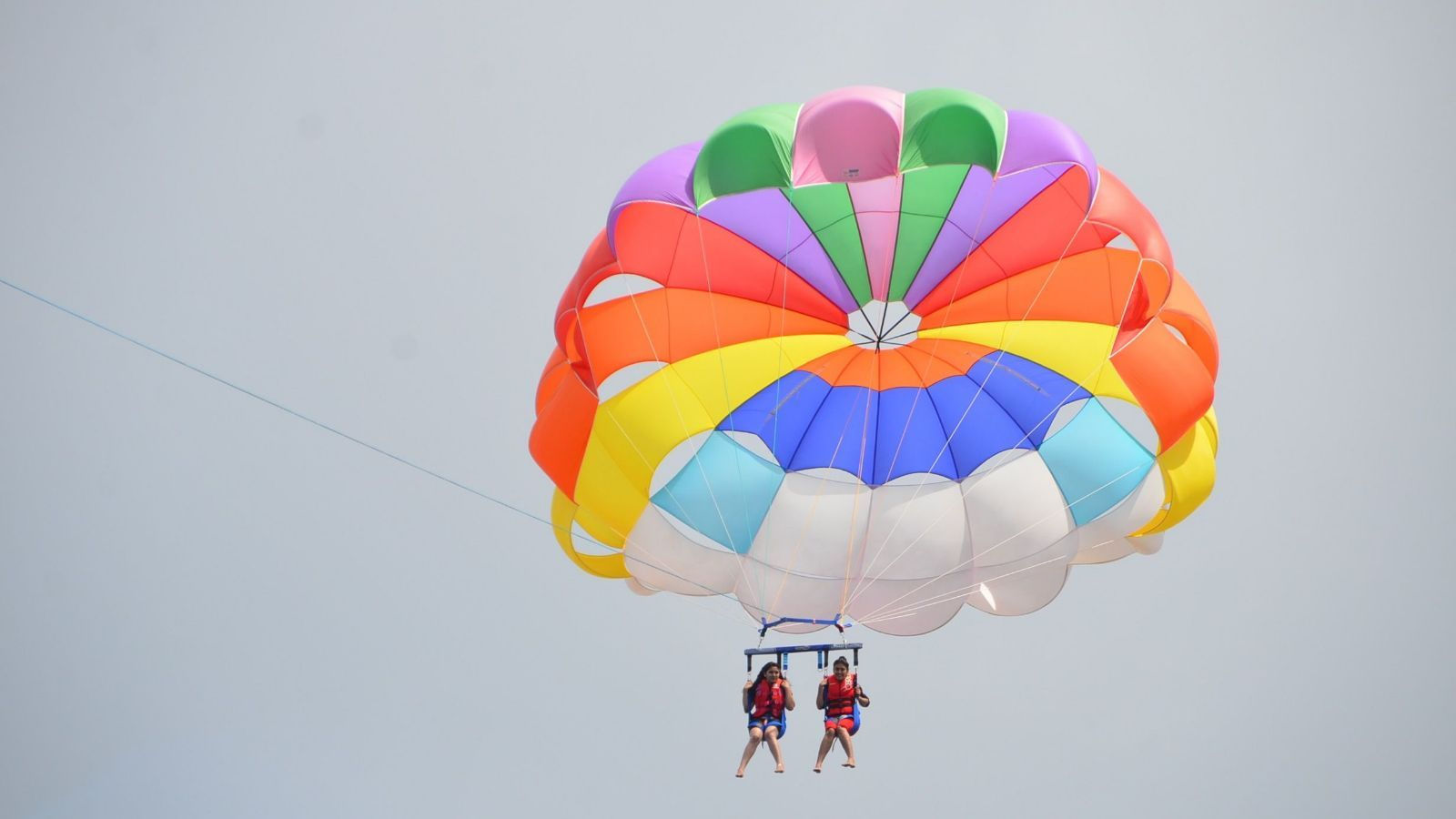 Experience the liberating sensation of parasailing as you glide above the islands, taking in the beauty of the Maldives, or get your adrenaline pumping with wind surfing. Qualified pros are on hand to get you cresting the waves on one of the Maldives' bes