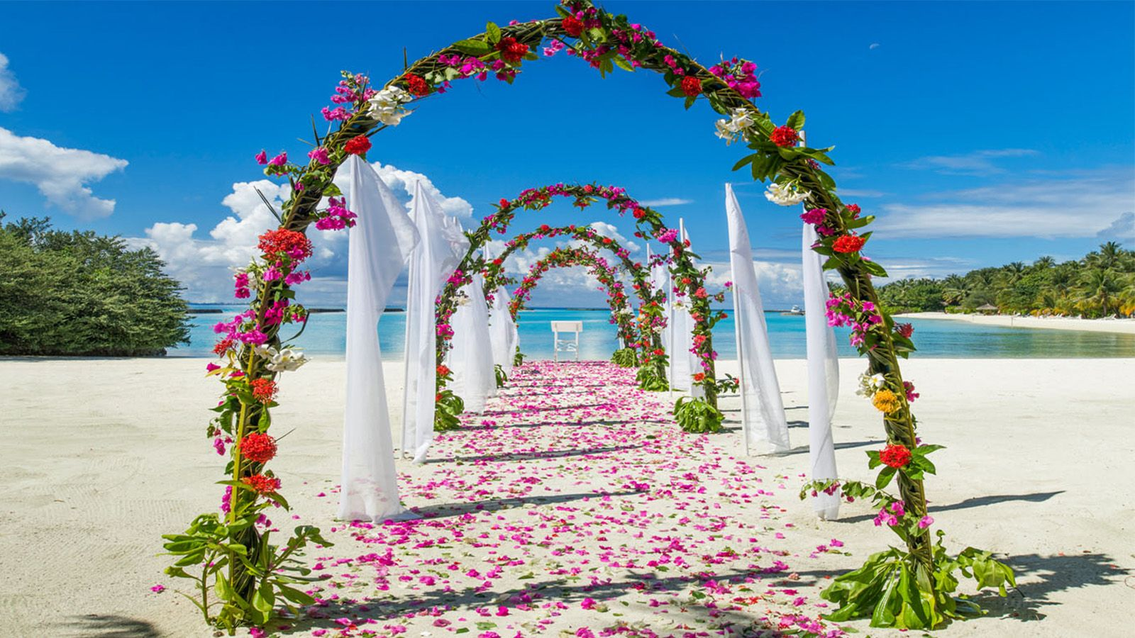 Your Dream Maldives Wedding Sheraton Maldives Resort